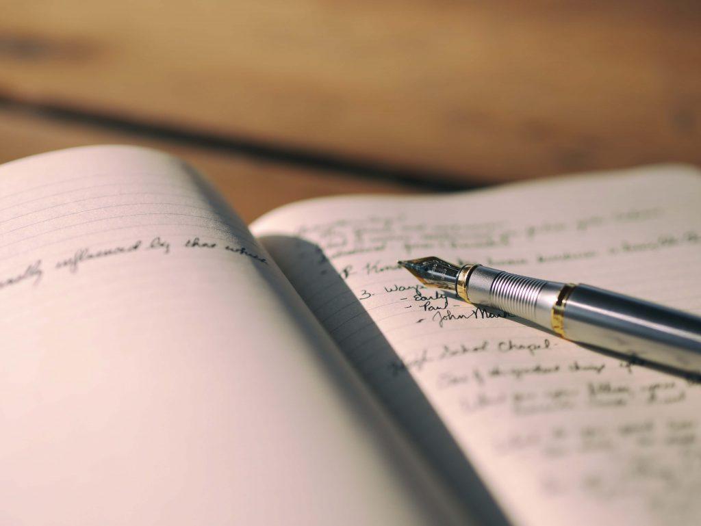 İngilizce Yazı Yazma Egzersizleri