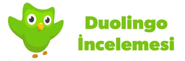 Duolingo İnceleme